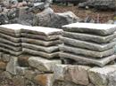 古材 板石